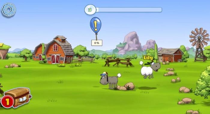 2 - Clouds & Sheep 2 ke stažení na mobil