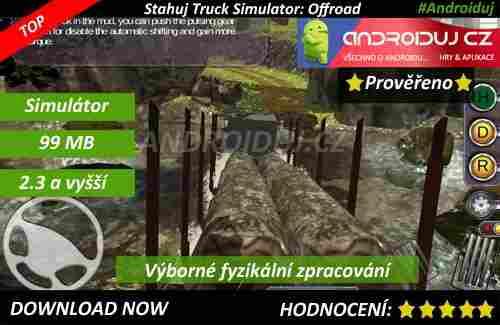 3 - Truck simulator: Offroad ke stažení