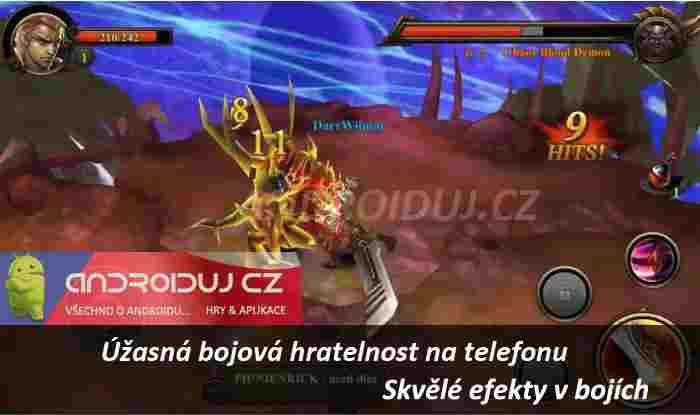 2 - Dark Ares ke stažení android hra