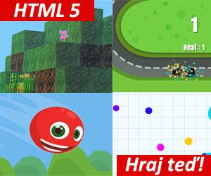 Online HTML 5 hry
