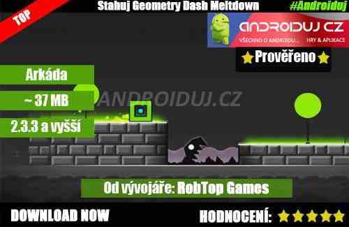 3 - Geometry dash meltdown download