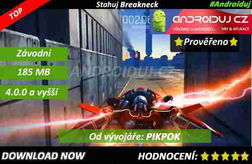 3- Breakneck Download android game Androiduj.cz