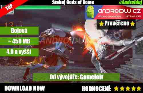 3 - Gods of Rome Download