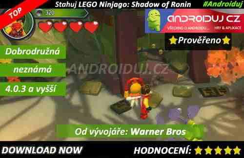 1 - Lego Ninjago ke stažení zdarma