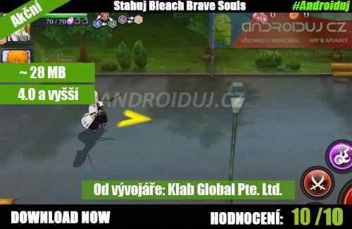 3- Bleach brave souls ke stažení