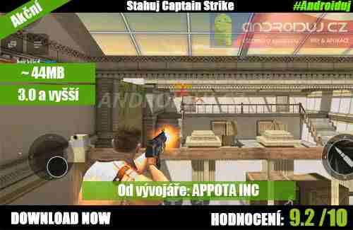Hra   Captain Strike [9.2/10]