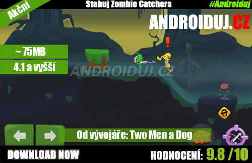 Android hra   Zombie Catchers [9.8/10]