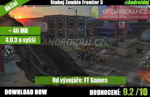 3- Zombie Frontier 3 - download