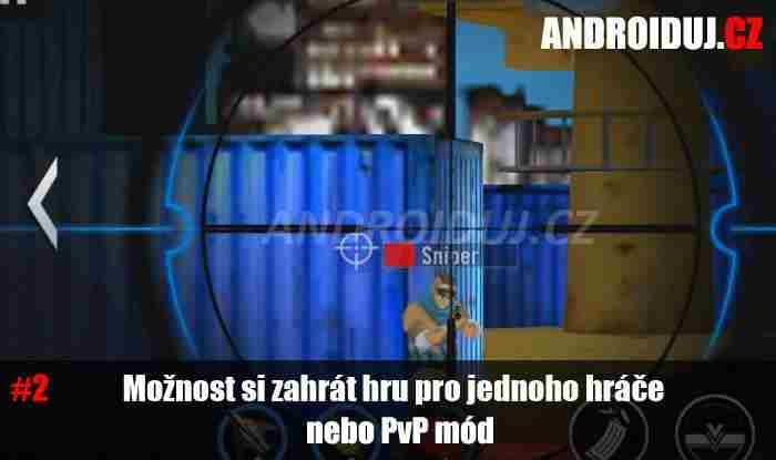 Mobilní hra   Elite Killer: SWAT [9.1 / 10]