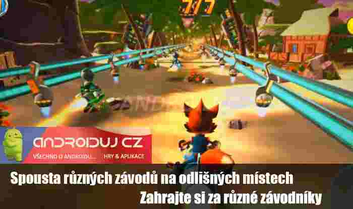 1 - Rocket Racer - Download android