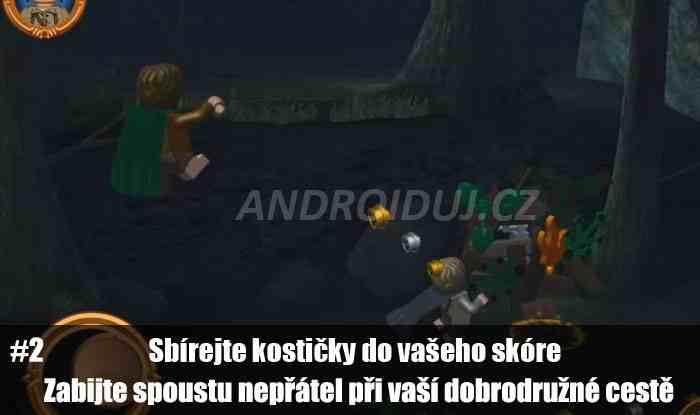 1 - LEGO® The Lord of the Rings™ ke stažení hra