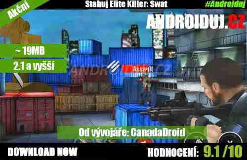 3 - Elite Killer Swat ke stažení
