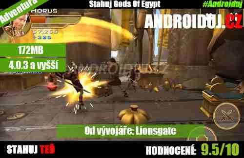 1 - Gods of Egypt ke stažení android