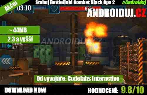 1 - Battlefield Combat Black Ops 2 ke stažení zdarma