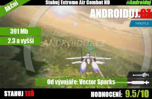 1 - Extreme Air Combat HD ke stažení