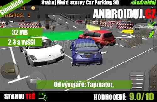 1 - Multi-storey Car Parking 3D