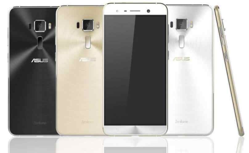 Zenfone 3 and Zenfone 3 deluxe
