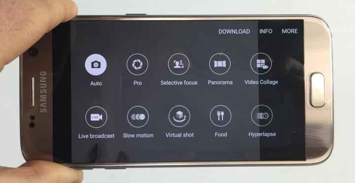 Samsung Galaxy S7 a Samsung Galaxy S7 Edge