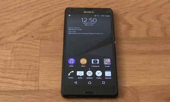 Sony XPERIA Z3 Compact, Xperia Z3