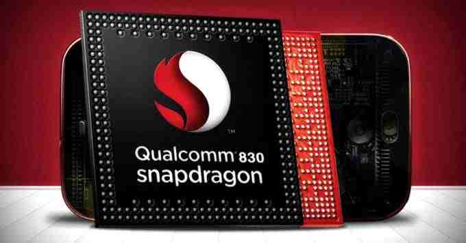 Snapdragon 830 s Quick Charge 4.0