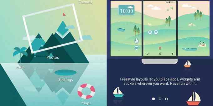 HTC Sense 8 UI leaked screenshots