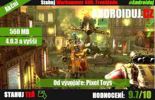 Warhammer 40 000: Freebound