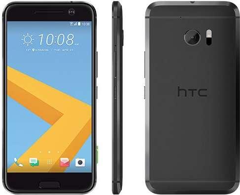 HTC 10 od 19 990,- Kč ve zlaté a stříbrné barvě