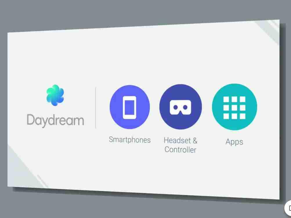 Daydream je funkce, kterou disponuje Android N pro VR