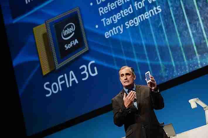Intel ruší Broxton a SoFIA platformy