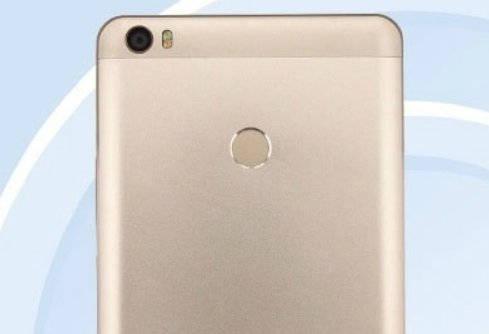Xiaomi Mi Max na TENAA s 6.44 palcovým displejem