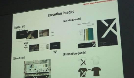 Xperia X brand, marketing