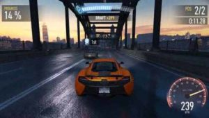 Need for Speed: No Limit s konzolovou grafikou na mobilech