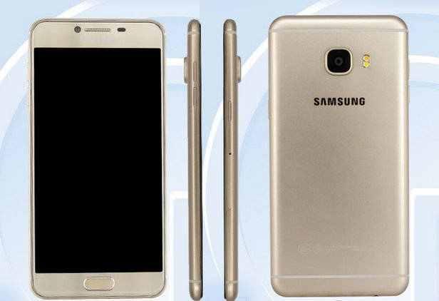 Samsung Galaxy C5 dostal zelenou