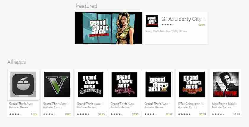 GTA Výprodej