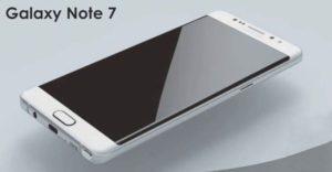 Samsung Galaxy Note 7 potvrzen Iris Skener   novinky