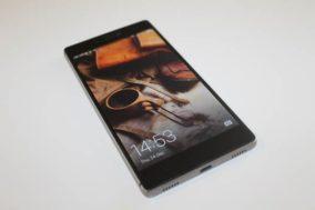 Jak na výměnu baterie u Huawei P8