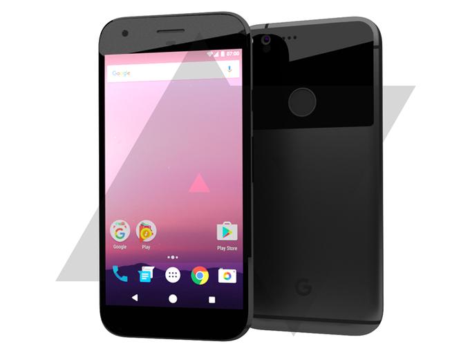 Vzhled telefónu HTC Nexus 2016 (Sailfish a Marlin) odhalen