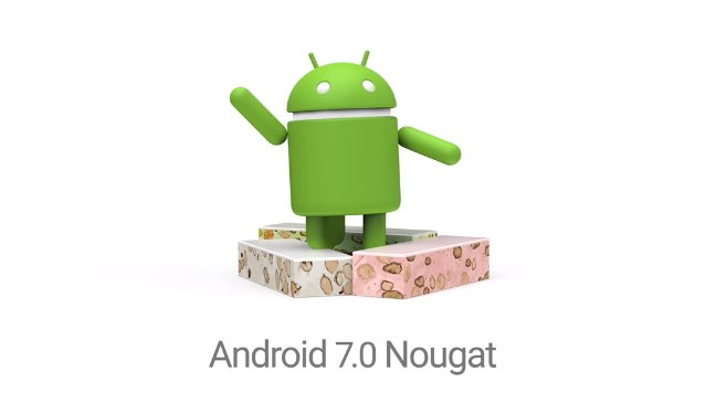 Android Nugát 7.0