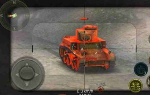Tank Strike 3D hra na android