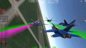 Blue Angels Aerobatic SIM