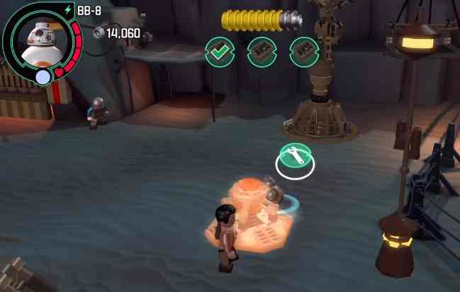 LEGO Star Wars: The Force Awakens Android