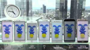 Samsung vypustil do světa video s testem baterie. LG G5 propadl