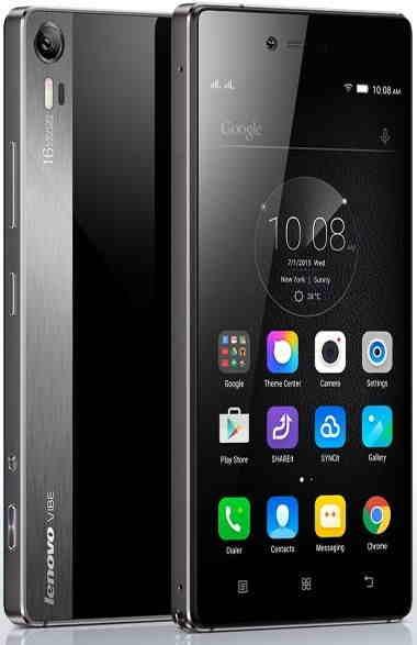 Lenovo Vibe Shot Dual Sim, Android, Androiduj.cz