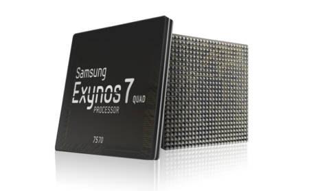 Samsung Exynos 7570 14nm chipset pro cenově dostupné telefony
