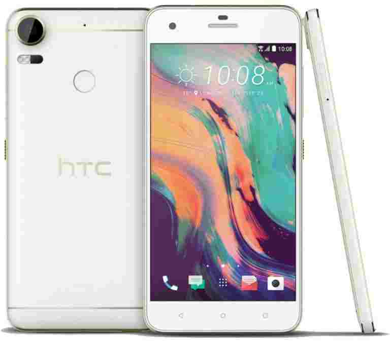 HTC Desire 10 Pro verze, rendery, Android 6