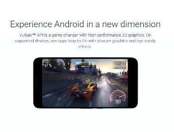 Android 7.0, Nexus
