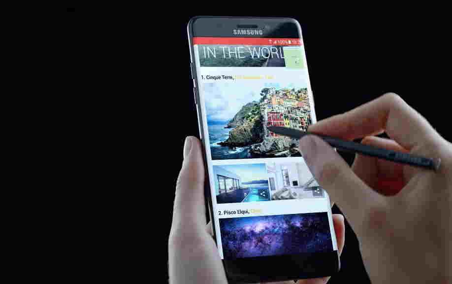 Samsung Galaxy Note 7, androiduj.cz