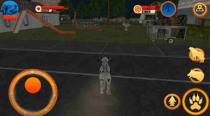 Street Dog Simulator 3D, android hra, androiduj.cz