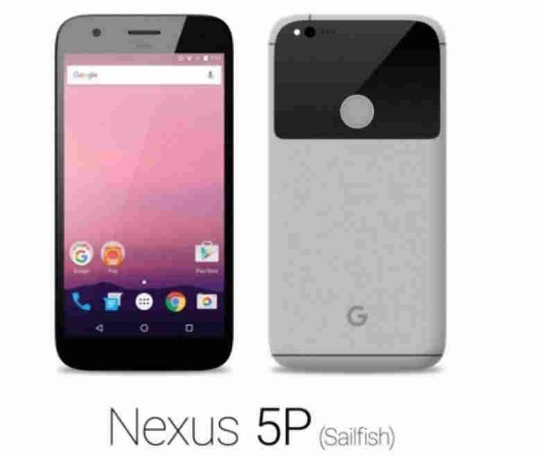 Nexus 5P Sailfish   potvrzené specifikace