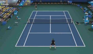 3D Tennis, android hry, androiduj.cz